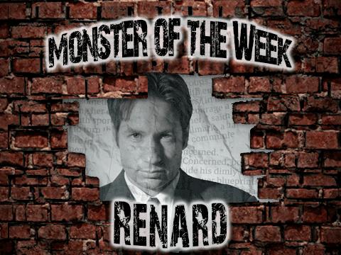 Monster of the Week – Renard Münster