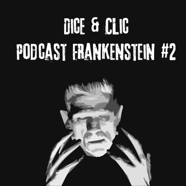 Podcast Frankenstein #2